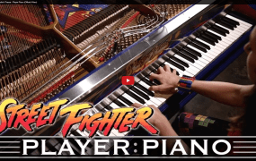 This clever project turned a pinball machine into a piano.