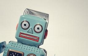 Robot head josefkubes Shutterstock