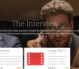 """The Interview"" on Google Play."
