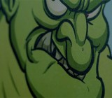 Troll Close Up (1)