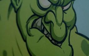 Troll Close Up (1)