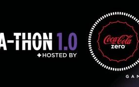 Coca-Cola's Game-a-thon 1.0.