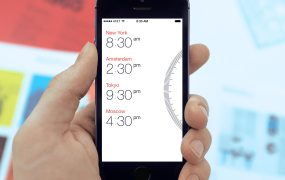 Miranda for iPhone, an incredibly designed world time zone converter
