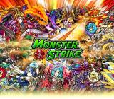 Monster Strike splash screen