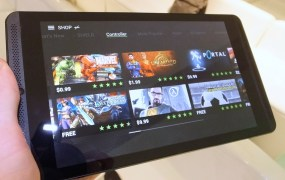 Games for tablets like the Nvidia Shield.