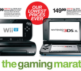 Target's Weekly Ad showcasing Wii U and 3DS XL deals