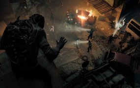 Dying Light's 'Be the Zombie' multiplayer mode allows for 4-on-1 action.