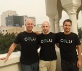 Colu Founders Amos Meiri, David Ring and Mark Smargon.