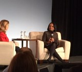 Former Secretary of State Condoleezza Rice speaking at the J.P. Morgan Healthcare Conference in San Francisco Wednesday.
