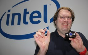 Intel's Mike Bell at CES 2015