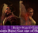Read+Watch+Listen: Gat out of Hell