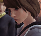 Max, the protagonist of Dontnod's latest interactive narrative, Life is Strange.