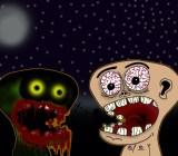 Zombie Graphic 2