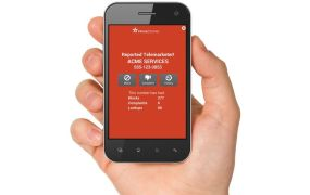 The PrivacyStar app on Android.