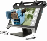HP's virtual reality display