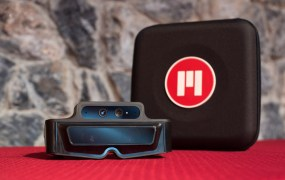 Meta VR headset