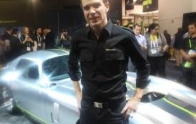 Nvidia car expert David Anderson