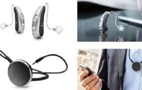 Siemens EasyTek smart hearing aid system