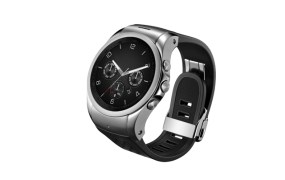 LG's new Watch Urbane LTE smartwatch.