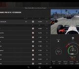 Indy 500 mobile game.