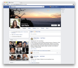 Facebook is for the first time allowing users to designate someone to manage their account after they die.