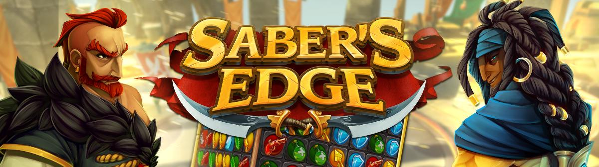 Artwork from Amazon's exclusive Saber's Edge game.
