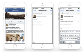 Members of Facebook For Sale groups now have enhanced buying and selling tools.
