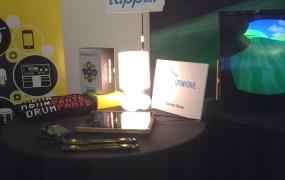 Tappur's lamp demo