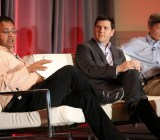 Ashu Garg of Foundation Capital, Jeremy Wacksman of Zillow, and Doug Milliken of Clorox.