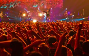 TuneGo wants to help you fill a concert hall like this.