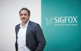 Sigfox CEO Ludovic Le Moan