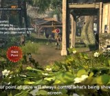 Eye-tracking in Assassin's Creed Rogue