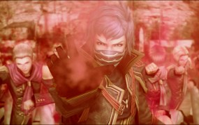 Final Fantasy Type-0 HD is out now on PlayStation 4 and Xbox One.