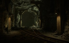 And they called it a mine. A MIIIIIINE.