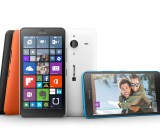 Microsoft's new line of Lumia 640 XL phones.