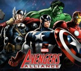 Marve Avengers Alliance lets you assemble a team of Marvel superheroes.
