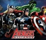 Marve Avengers Alliance lets you assemble a team of Marvel superheroes.