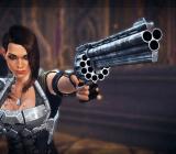 Bombshell loverboy revolver