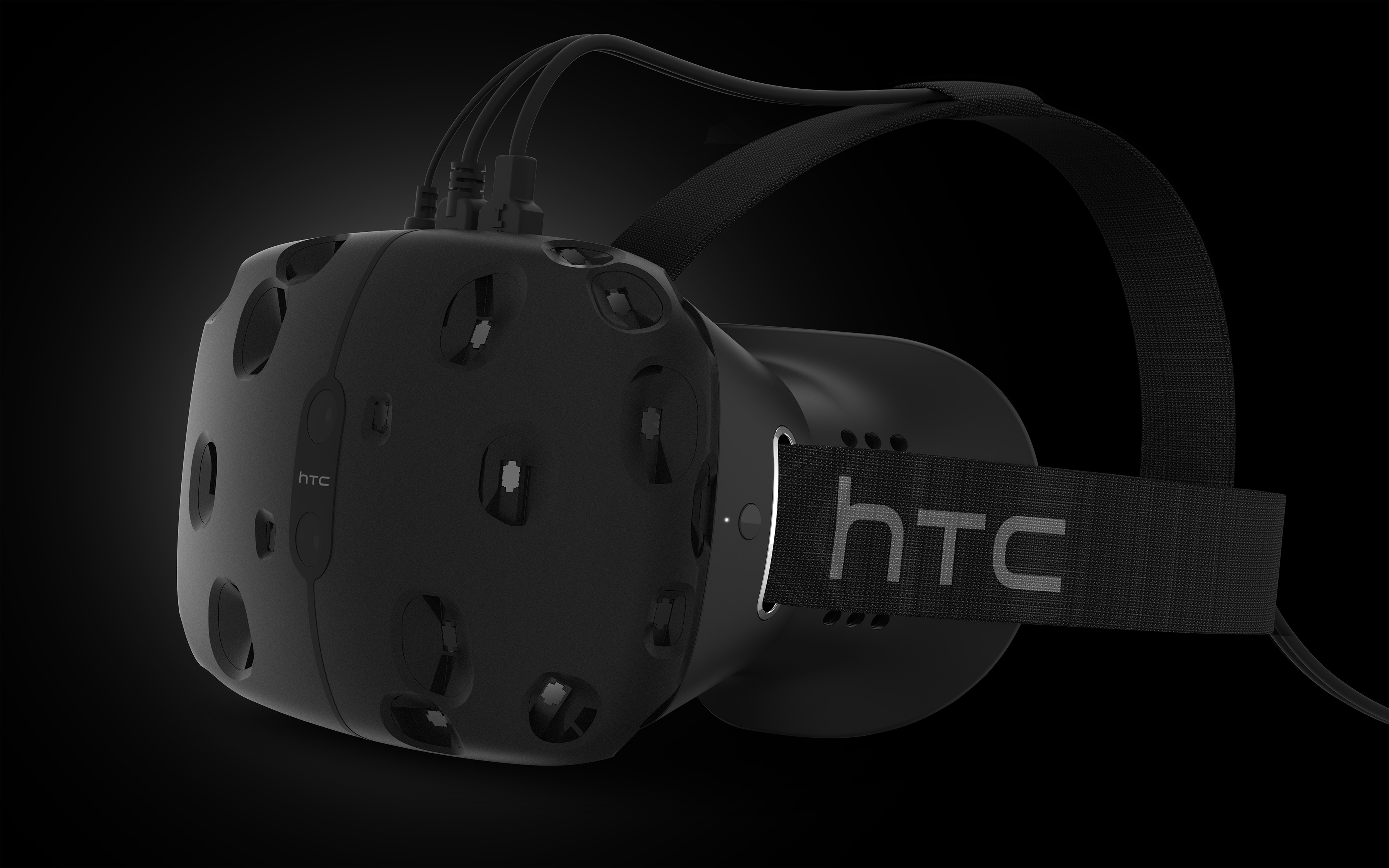 HTC's take on SteamVR.
