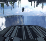 Microsoft's Halo Online for Russia looks very familiar.