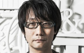 Hideo Kojima, the creator of Metal Gear Solid.