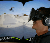Jaunt VR enables high-quality, immersive live-action VR experiences.