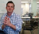 Sense's Tristan Zajonc stops by VentureBeat's San Francisco office on March 16.