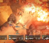 Helldivers provides many great barbecue opportunities.