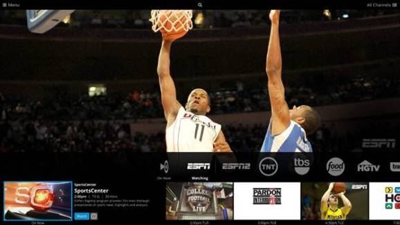 Watching live sports without cable is about to get easier