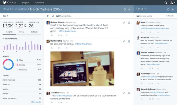 Twitter Curator