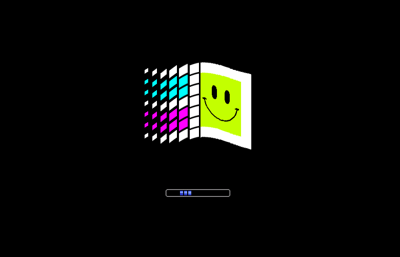 Windows 93 is finally done and ready to crash for you for Windows 95 startup sound