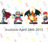 You'll have a chance to pick up these Amiibos again starting tomorrow.