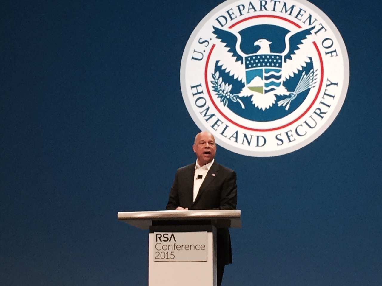 Department of Homeland Security Jeh Johnson
