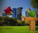 Want to play Angry Birds in the park? Aireal says its augmented reality technology makes it possible.